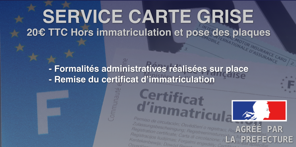 service carte grise garage srvo On garage agréé carte grise 44